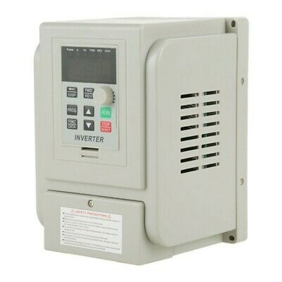 2.2kw 3hp 220v Variable Frequency Drive Inverter Cnc Vfd Vsd Single To 3 Z6b7