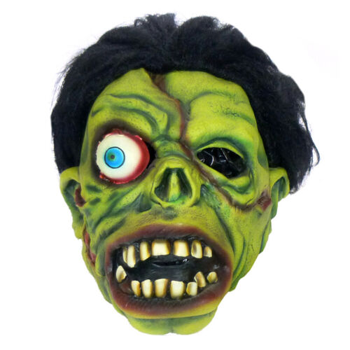 Famous Monsters SHOCK MONSTER MASK Scary OOP NICE!