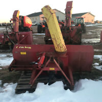 "FARM KING 84"" SNOW BLOWER Moncton New Brunswick Preview"