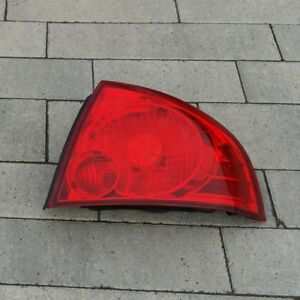 Nissan Sentra 2006 Tail light