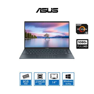 ASUS Zenbook 14 Ultrabook AMD Ryzen 5-4500U 8GB RAM 256GB SSD 14