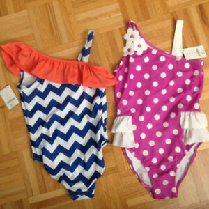Gymboree Bathing Suits - set of 2 - brand new