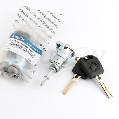 Left 2006 Volkswagen Golf (Front Left Door Lock Cylinder Key For VW Volkswagen Golf Jetta Polo MK4)