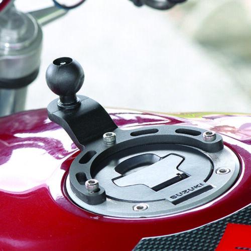 "RAM Motorcycle 3.5""  Gas Tank Mount w/1"" Ball"