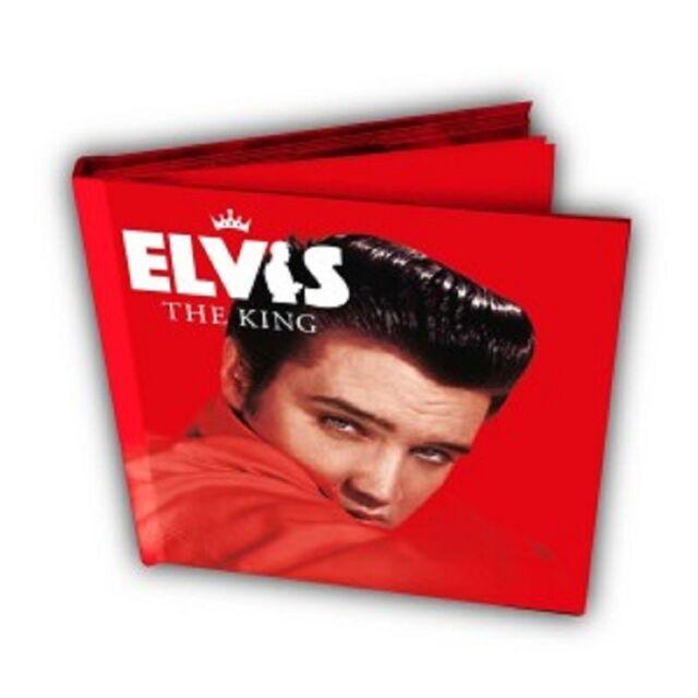 ELVIS PRESLEY - THE KING 75TH ANNIVERSARY  (2 CD)  CLASSIC ROCK & POP  NEU