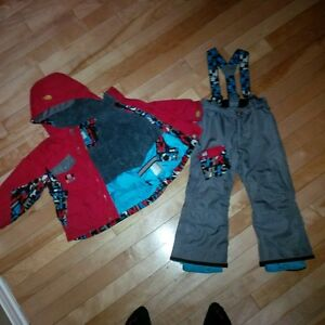 Crusher Snow Suit Size 3