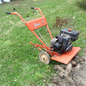 TILLER TIME-ARIENS 5H.P. IN GOOD CONDITION SOLD SOLD