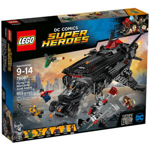 Lego Super Heroes 76087 Flying Fox Batmobile Airlift Attack Neuf