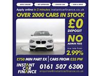 BMW 116 1.6 ( 136bhp ) Sports Hatch i Sport 99 PER CENT ACCEPTANCE RATE