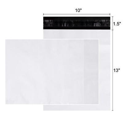 100-1000 10 X 13 Poly Mailers Shipping Envelopes Bag Self Sealing Bags 2.5 Mil