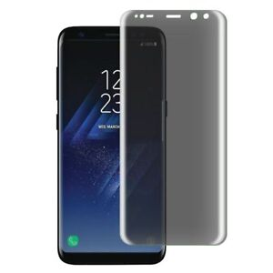 Privacy-Tempered-Glass-Screen-Protector-FULL-COVERAGE-For-Samsung-Galaxy-S8-Plus