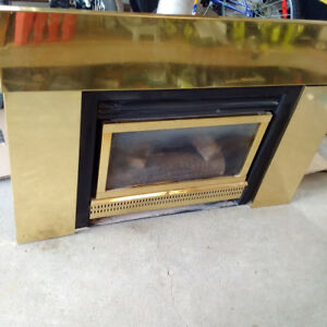 Gas Fireplace!
