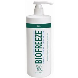 Biofreeze 32 oz Pump Bottle Arthritis Pain Relief (Free Shipping)