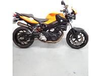 BMW F800-R. STAFFORD MOTORCYCLES LIMITED
