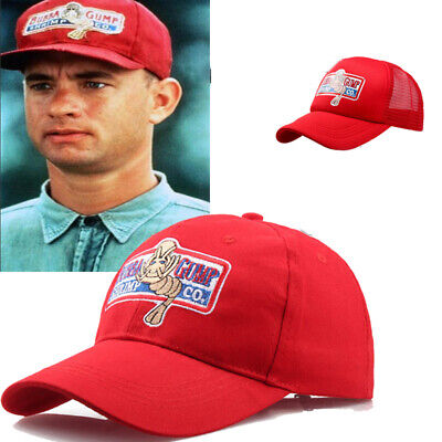 Bubba Gump Shrimp Co Hat Forrest Gump Halloween Costume forest Tom Hanks Hat
