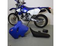 SUZUKI DRZ400-S. STAFFORD MOTORCYCLES LIMITED