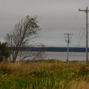 SPECIAL $12,000 view of Bay of Fundy!