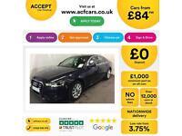 Audi A6 Saloon FROM £84 PER WEEK!