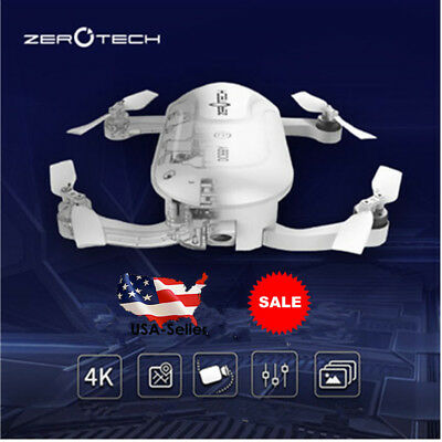 ZeroTech DOBBY Mini Centre Drone with 4K Video, GPS, 13MP, Hi-Definition Camera