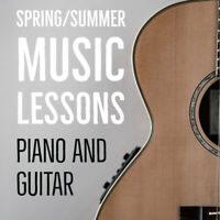 Spring/Summer Music Lessons