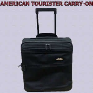 AMERICAN TOURISTER CARRY-ON TRULITE SPINNER LUGGAGE