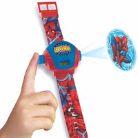 Spiderman Projector Watch 75% off NEW