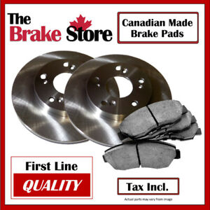 BUY DIRECT & SAVE Brake Pads & Rotors for your vehicle From $85