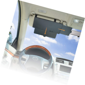 Buy Wanpool Car Visor Anti-glare Sunshade Extender for Front Seat ... 8379532a628
