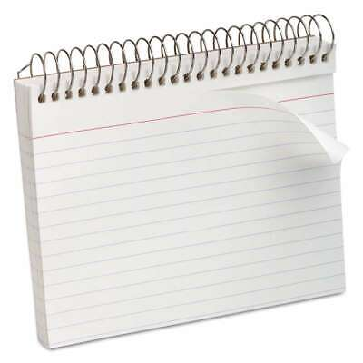 Oxford Spiral Index Cards 4 X 6 50 Cards White 078787402836