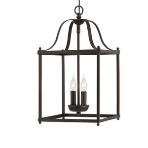 Allen & Roth Indoor Light Pendants - $50 each/2 for $90
