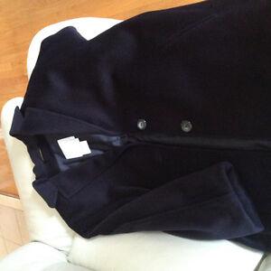 Voter Nom Ladies Cashmere & Wool Blend Coat