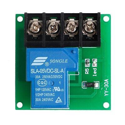 5v12v24v 1 Channel Power Relay Control Board Module 30a Single Switch