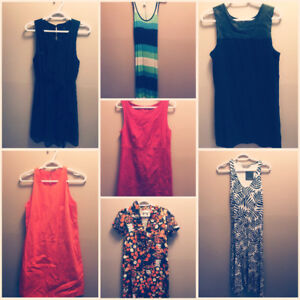 Womens clothing size small and xs