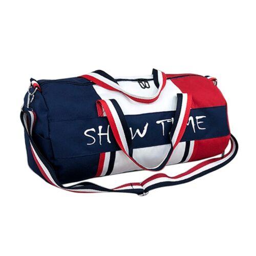 Sport Gym Bag Travel Handbag For Essentials Shoes Yoga Weeke