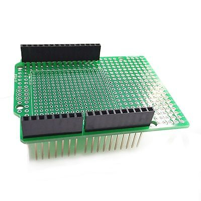 Prototype Pcb For Arduino Uno R3 Shield Board Diy Combo 2mm 2.54mm Pitch Hot