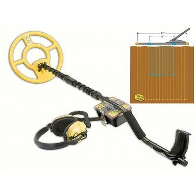 HOT WHITES SURFMASTER PI DUAL FIELD METAL DETECTOR DIVE SURF SHALLOW WATER BEACH