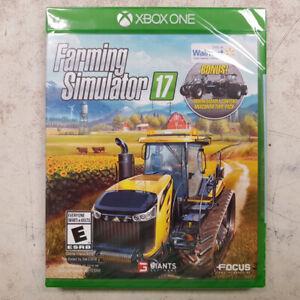 Farming Simulator Xbox One Game - NEW - FREE CANADA SHIPPING