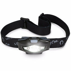LITOM SUPER BRIGHT LED HEADLAMPS WATERPROOF LIGHT LHL2