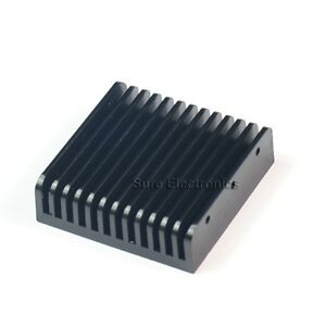 2-3x2-3inch-Aluminum-Alloy-Heat-Sink-for-Audio-Amplifier-Chip-IC-Black