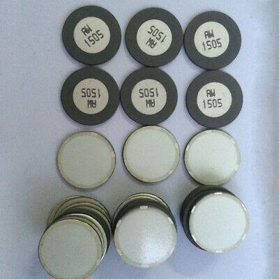 20pcs 20mm Ultrasonic Mist Maker Fogger Ceramics Discs For Humidifier Parts