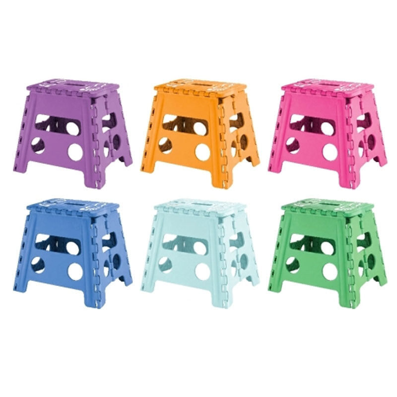 Strange Details About Step Stool 9 Plastic Portable Foldable Kids Chair Store Flat Folding Outdoor Ocoug Best Dining Table And Chair Ideas Images Ocougorg