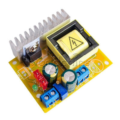 Dc-dc 832v To 45390v High Voltage Boost Converter Zvs Step-up Booster Module