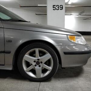 Luxury Sports Sedan - 2005 Saab 9-5 - No Accidents
