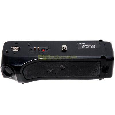 Wiinder Contax originale. Motore per fotocamere a pellicola Contax 139.