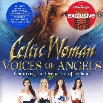 Celtic Woman Voices of Angels Target Exclusive NEW Audio