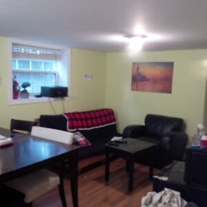 3 bedroom Apartment - 1/2 Block to Dal - May 1st  $1650/mth