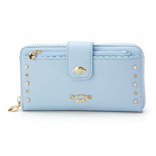 Cinnamoroll Long Wallet DX (Stone) With Fragment Case