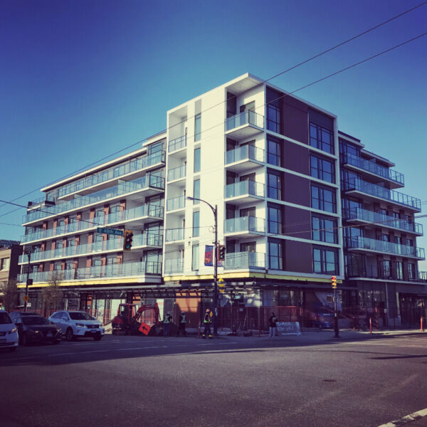 NEW RENTAL BUILDING MAIN & 49TH AVE: RENT MAY 1 ...