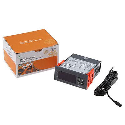 Digital All-Purpose PID Temperature Control  Controller  STC-1000 W/ Sensor 110V