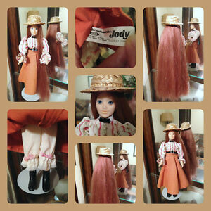 """Jody """"Old Fashioned Girl"""" Doll by Ideal circa 1975"""